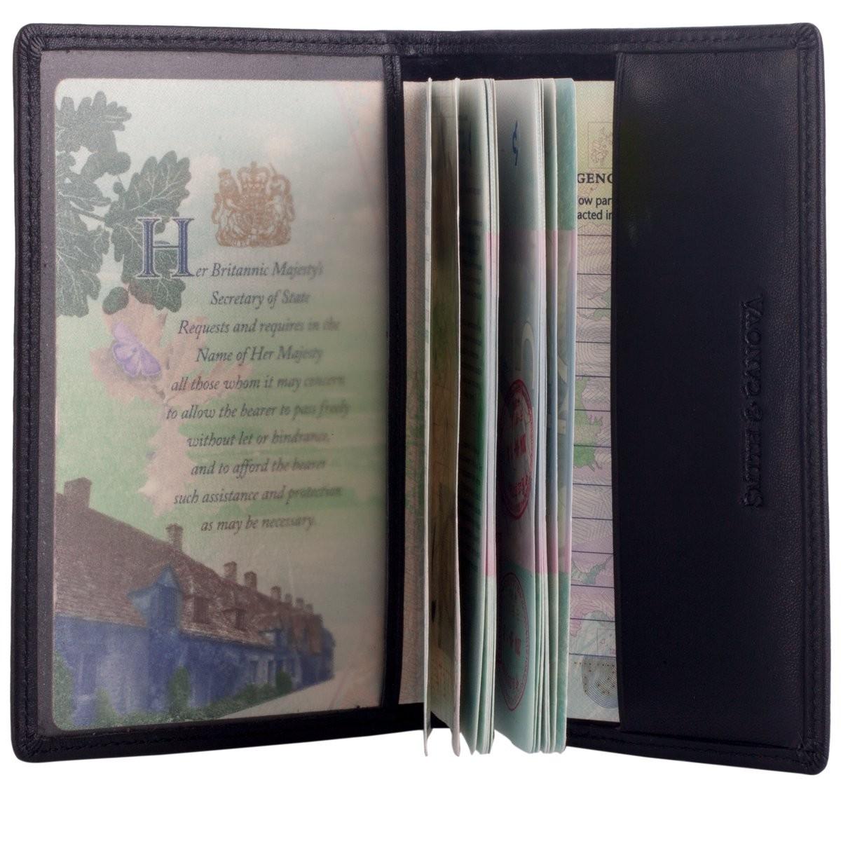 Passport Cover Smith Canova
