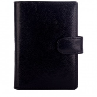 Clasp Fastening Credit Card Case