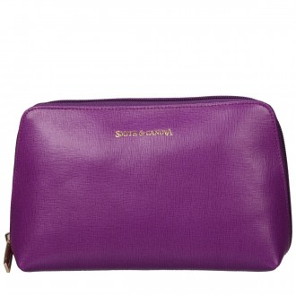 Zip Top Cosmetic Bag