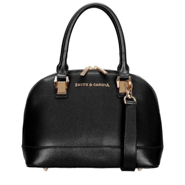 Small Saffiano Bugatti Bag