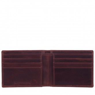 Plain Bill Fold Wallet