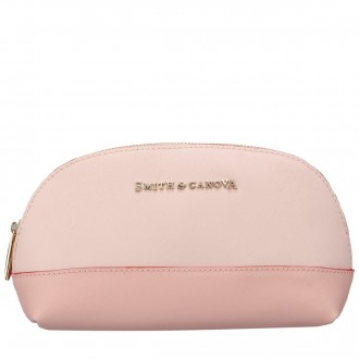 Zip Fastening Cosmetic/clutch Bag
