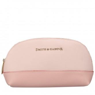 Zip Fastening Cosmetic/clutch Bag