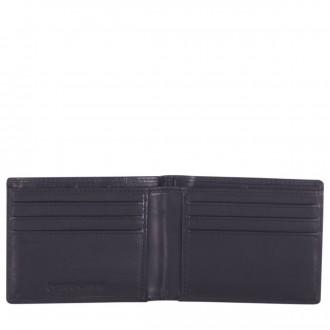 Plain Bill Fold Wallet