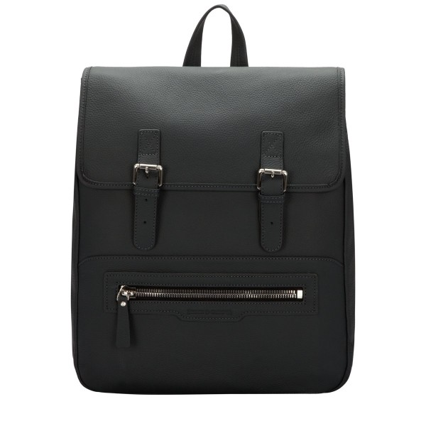 Flapover Buckle Detail Backpack