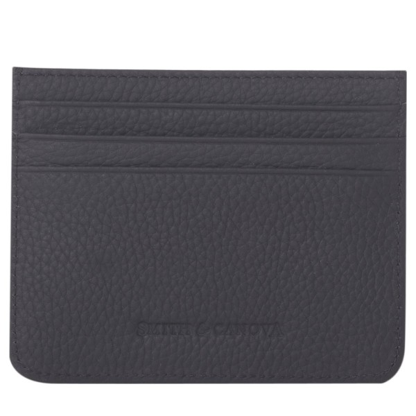 Oil Tanned Leather Card Holder