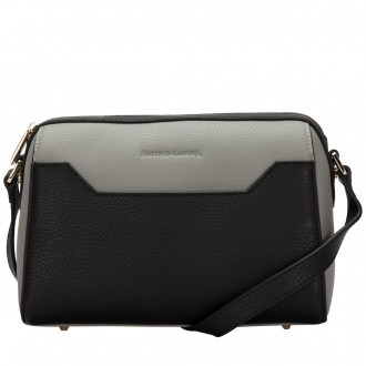 Pocket Detailed Zip Top Cross Body