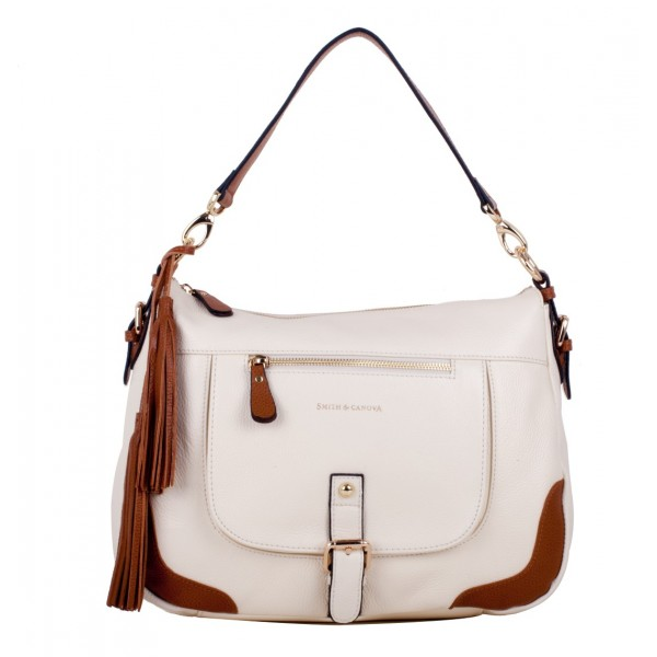 Single Strap Slouch Top Shoulder Bag