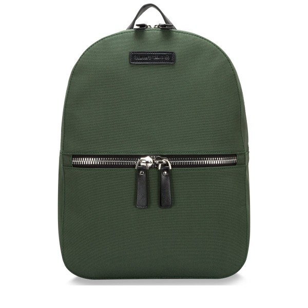 Nylon Zip Around Backpack