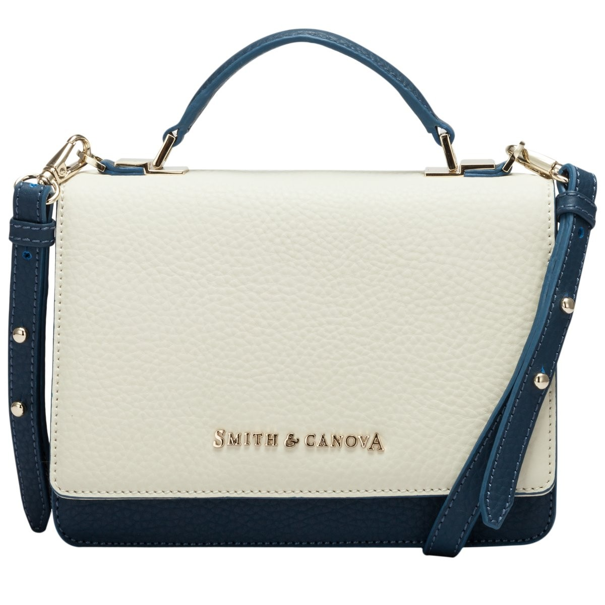 Small Flapover Cross Body Bag - Smith   Canova 313194a053b7c