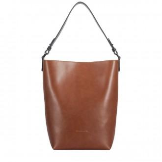 Single Strap Bucket Style Tote Bag
