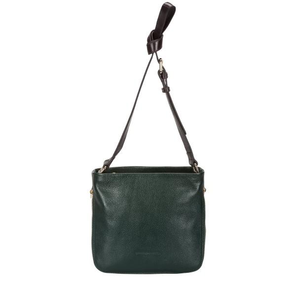 Zip Detailed Cross Body Bag