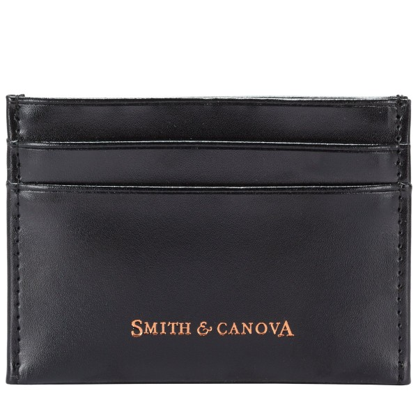 High Shine Leather Card Holder