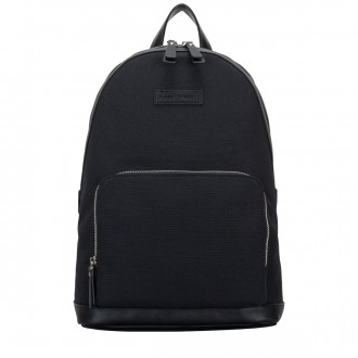 Front Pocketed Zipped Backpack