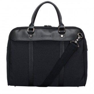 Twin Strap Zip Top Small Holdall