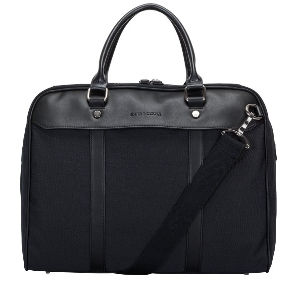 Small Nylon Zip Top Holdall