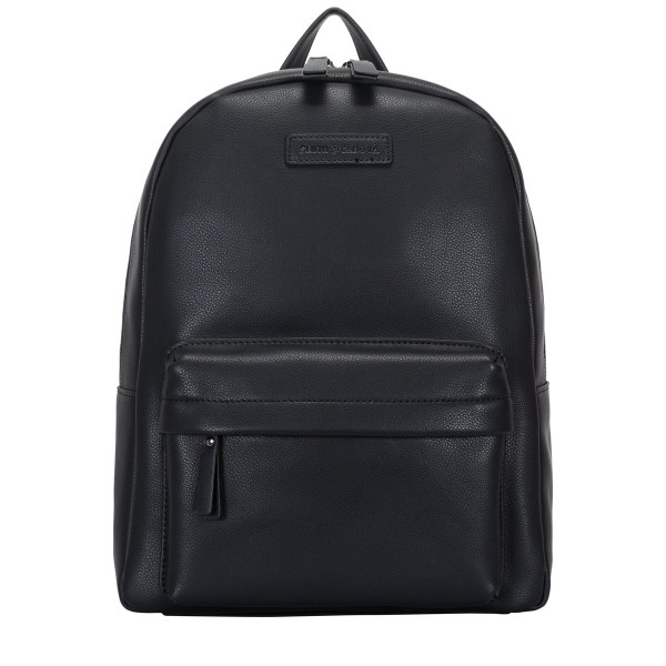 Zip Fastening Pocketed Backpack