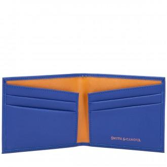 S&c Two Tone Folding Wallet