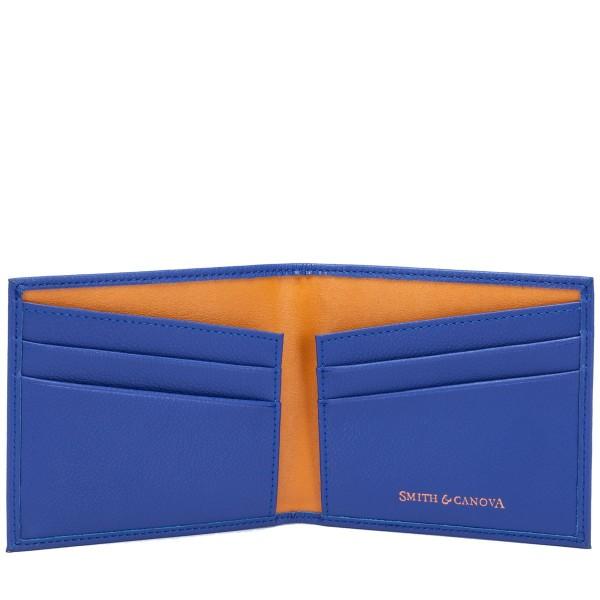 Two-tone Bi-fold Wallet