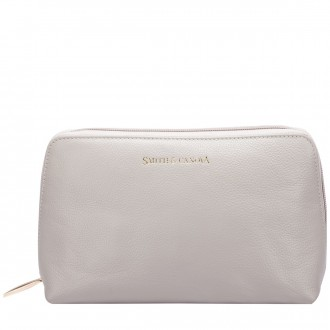 Zip Top Cosmetic Bag