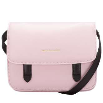 SATCHEL STYLE FLAPOVER SECTIONED WORKBAG