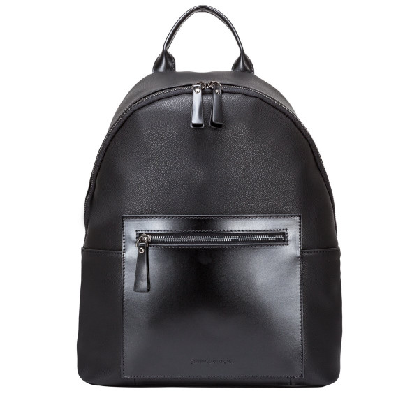 Two-tone Zip Around Backpack