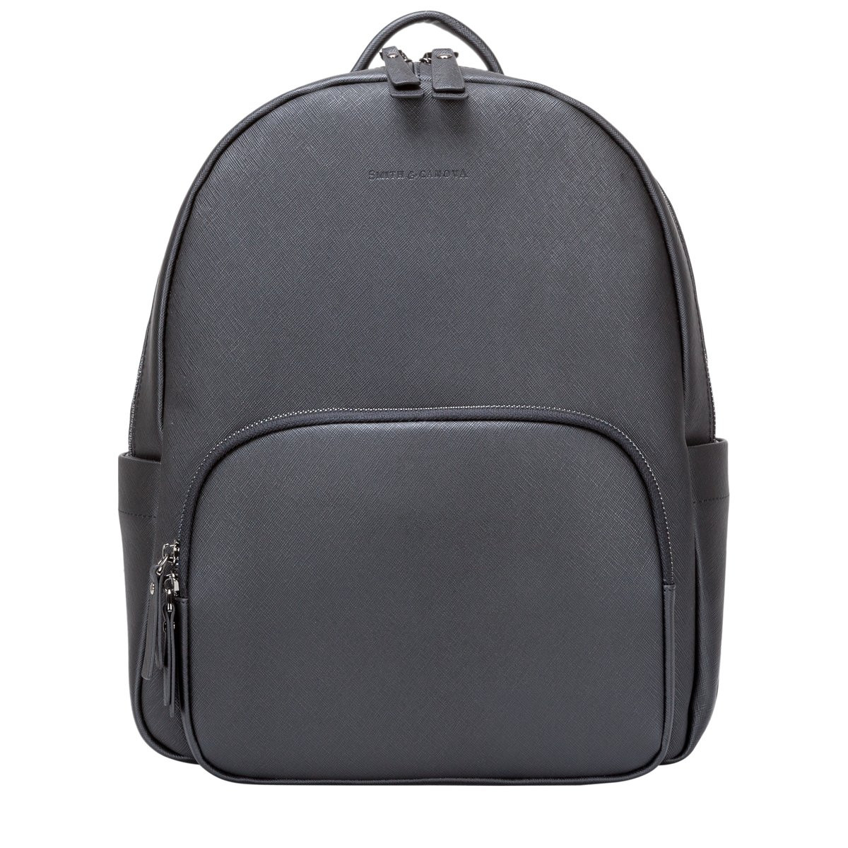 3582e9f467 Saffiano Leather Zip Around Backpack