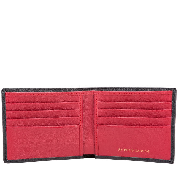 Smith & Canova Leather Wallet