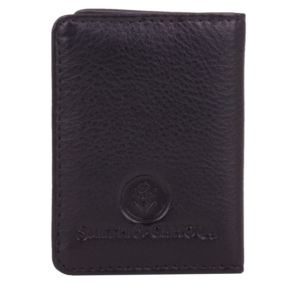 Double Folding Photo Wallet