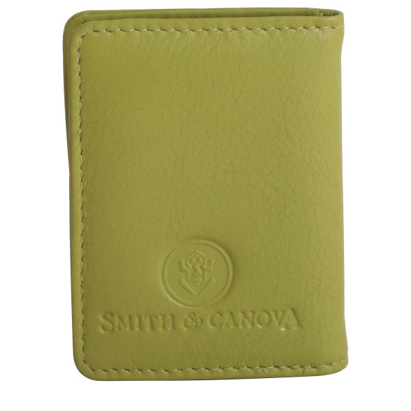 Soft Grain Leather Photo Wallet