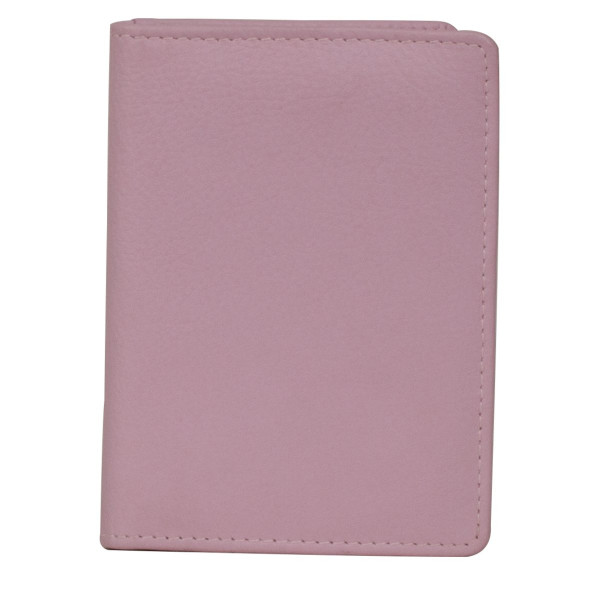 Soft Grain Leather Card Holder