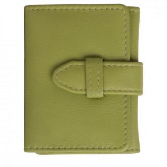 Triple Folding Photo Wallet