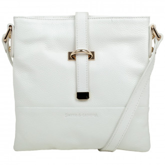 Tab Top Cross Body Bag