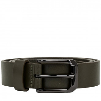 eecb9cb5ed57 3.0 Cm Belt With Normal Buckle in Khaki