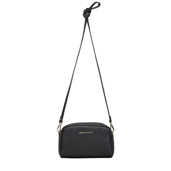 Small Zip Top Cross-body Bag