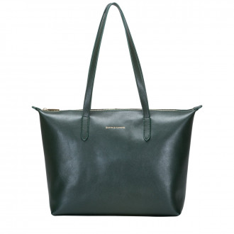 Carmila - Large Twin Strap Tote in Green 40c11e80f9ae0