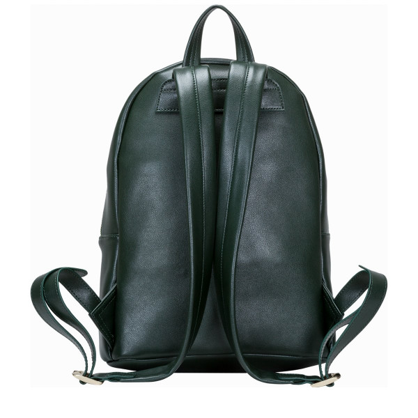 Backpack With Zip Top & Frnt Zip Pocket