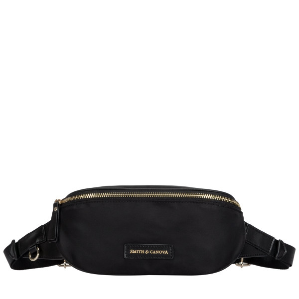 Nylon Zip Around Bum Bag