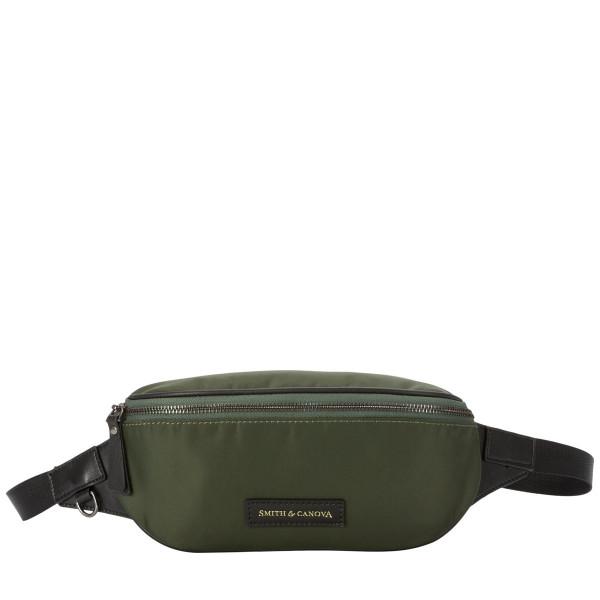 Nylon Zip Around Bum Bag