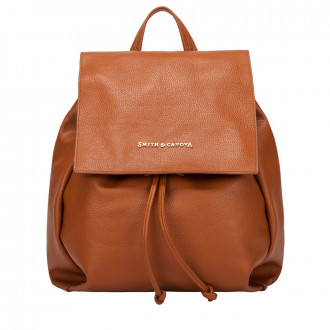 Asalia Flapover Drawstring Backpack