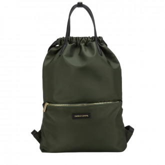 Heian Draw Top Front Pocket Backpack