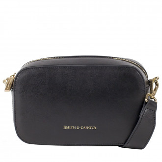 Bella Zip Top E/W Cross Body