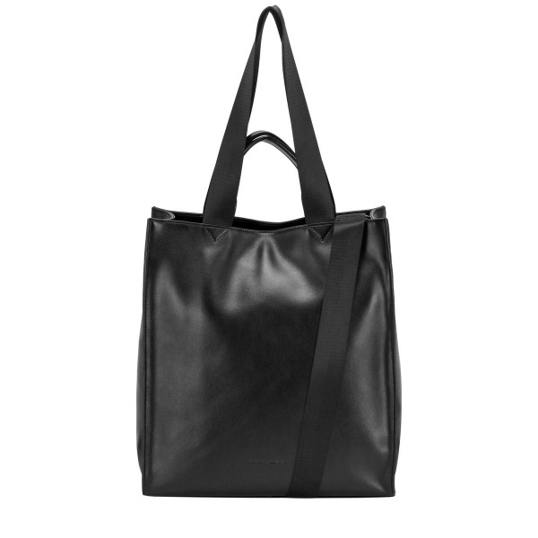 Smooth Leather Tote / Shoulder Bag