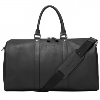 Saffiano Leather Holdall