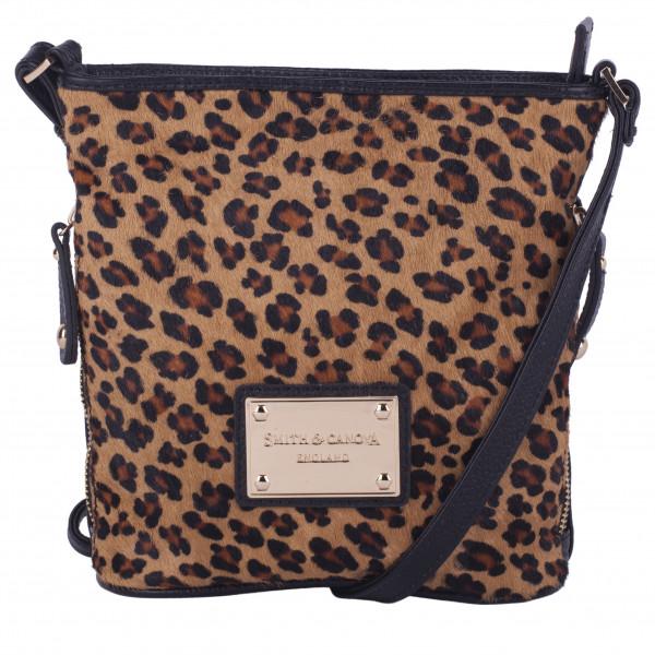 Bucket Style Cross Body Bag