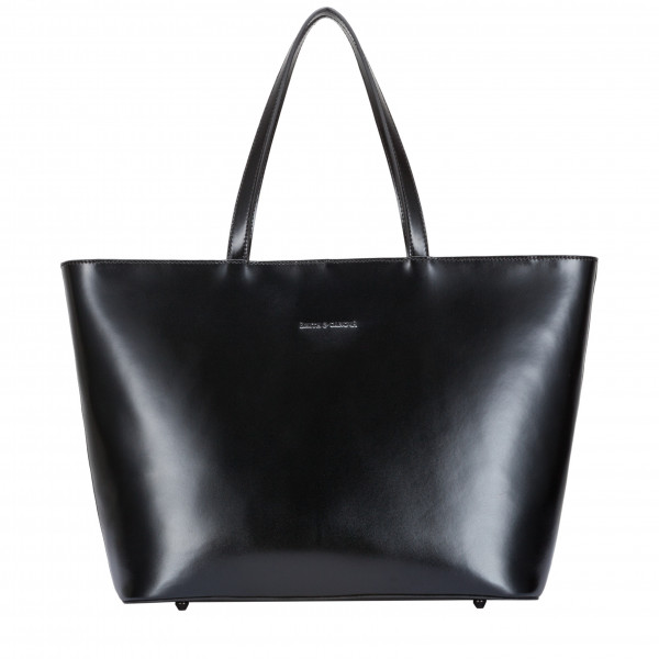 Structured E/w Tote Shoulder Bag
