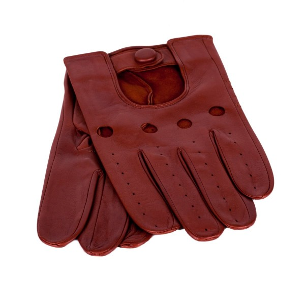 Genuine Leather Gents Driving Glove