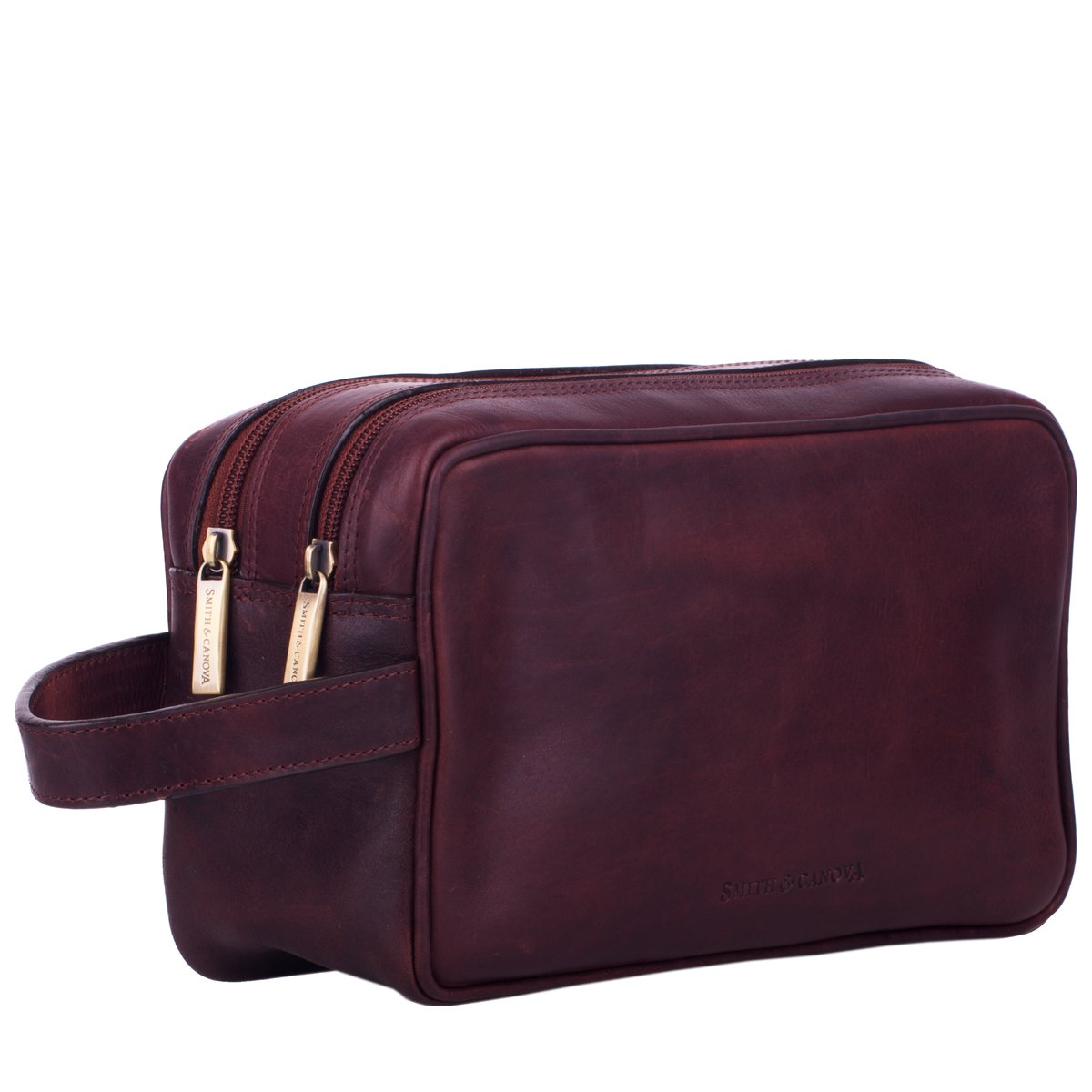 Aspen Double Zip Top Wash Bag £78