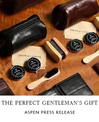 The Perfect Gentleman's Gift - The Aspen Collection Press Release