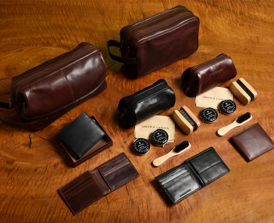 Smith & Canova - Luxury Leather Pieces